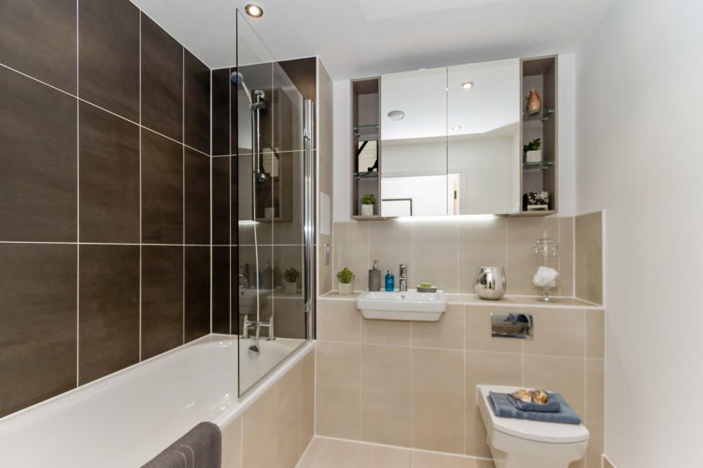 Show homes bathrooms design decoration for Show home bathrooms